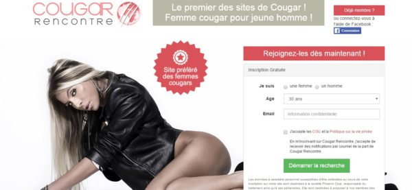 cougars rencontre