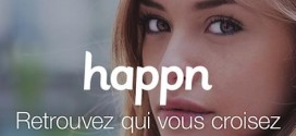 Faire des rencontres sur l'application Happn