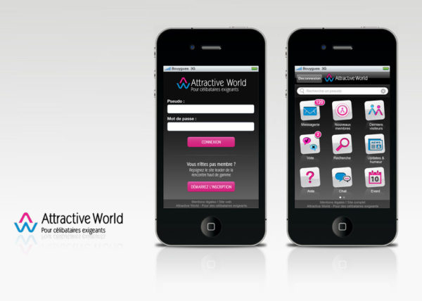 attractive world mobile