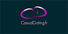 casual dating logo sidebar