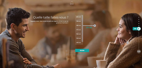 questionnaire meetic