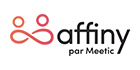 Meetic affiny logo